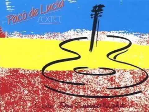 Paco de Lucia - Sólo Quiero Caminar