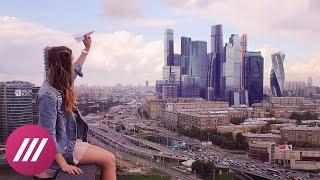 Как в поддержку Telegram запускали бумажные самолетики по всей России