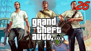 Grand Theft Auto 5: Ep26 - Silent but Deadly