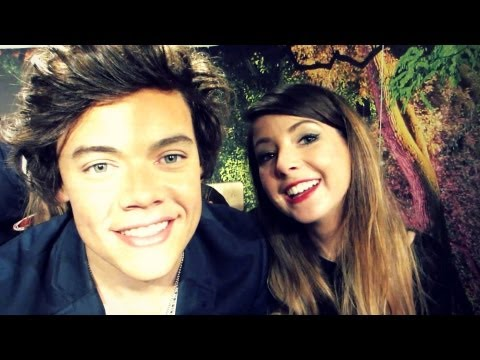 Meeting Waxy One Direction | MoreZoella