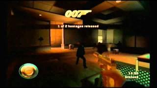 007 Nightfire: Double Cross (Platinum Medal walkthrough)