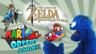 Let's Talk Odyssey and Breath of the Wild Sequels
