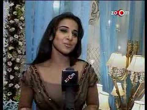When Vidya Balan Arrived Video