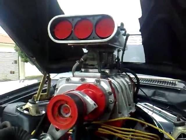 Maverick V8 Blower