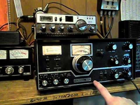 Siltronix 1011C 10 meter radio