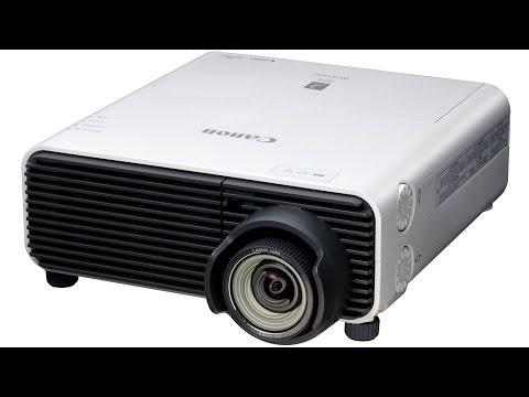 Короткофокусный LCOS-проектор Canon Xeed WUX450ST с разрешением WUXGA