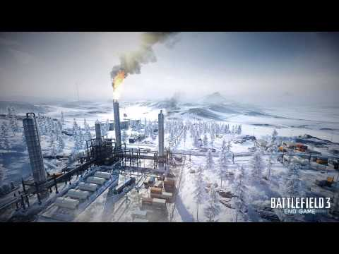 Battlefield 3: Sabalan Pipeline Loading Screen