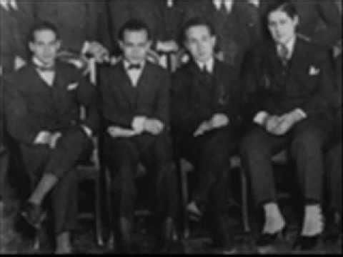 Primera transmisión de radio en el mundo. Audio original. 27/08/1920