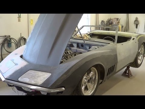 1969 Corvette Alloway's Hot Rod Shop Build - Part 2