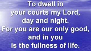 CFC EDMONTON - CLP SONG - YOU ARE MY DELIGHT with lyrics