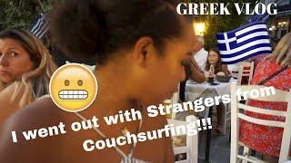 Athens Vlog Pt. 2   GREEK VLOGS   TraveLeah