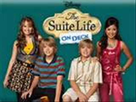 The Suite Life Of Zack And Cody On Deck Theme Song (WITH LYRICS)