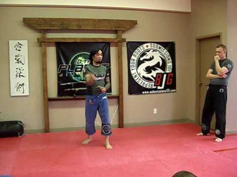 Advanced Half Guard Theory by Eddie Bravo Image 1