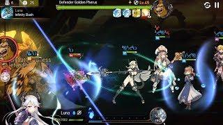 에픽세븐 Epic Seven Great Farche Labyrinth - zone 4