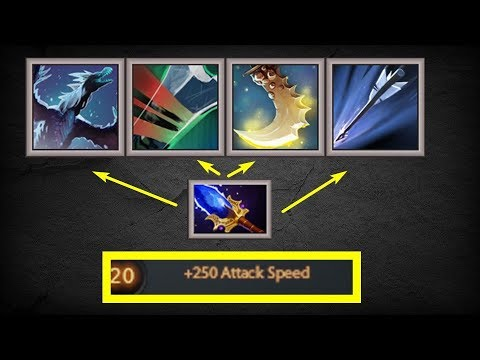 Insane Machine Gun CM | Dota 2 Ability Draft