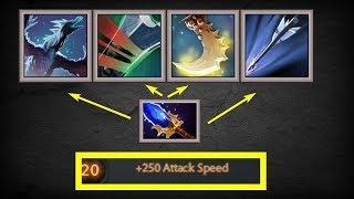 Insane Machine Gun CM | Dota 2 Ability Draft