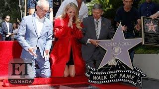 Download Lagu Carrie Underwood Gets Star On Hollywood Walk Of Fame: Full Speech Gratis STAFABAND