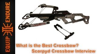 What is the Best Crossbow? Scorpyd Crossbows Interview