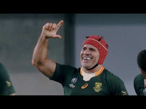 South Africa's road to the final at Rugby World Cup 2019