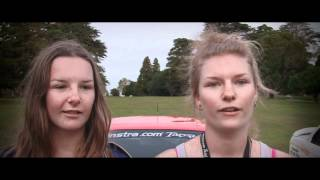The Martins | NZ Targa Bambina 2012
