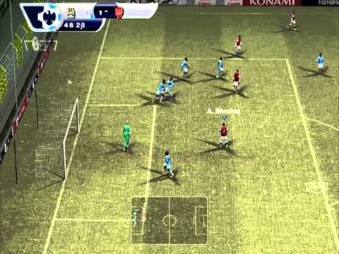 PES 6 (Patch 2014) Arsenal vs Manchester City - FA Community Shield