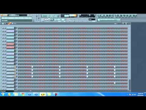 Fl Studio 10 - Greatest Lex Luger Trap Beat Tutorial (Free FLP)