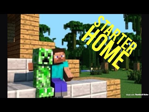 Minecraft: how to build a decent starter home on survival in the first minecraft day