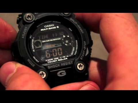 Casio G-Shock Rescue Series GW7900B-1/REVIEW/UNBOXING/ (HD)