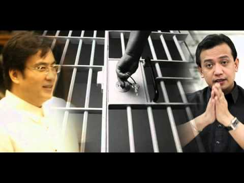 Bong Revilla arrested Friday 06,20,2014