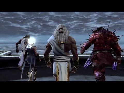 God of War 3 - Phần 1: Cùng leo lên đỉnh Olympus nào thumbnail