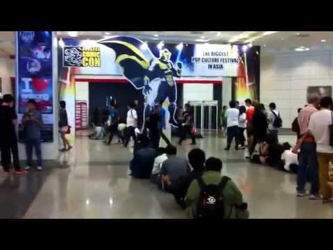 Anime Festival Asia 2015, Day3
