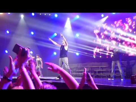 27.07.2014 - Backstreet Boys - Larger Than Life - Gdańsk -...