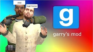 Finding and Kidnapping my Lost Son in GMOD