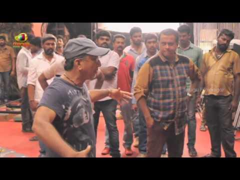 Bavagari Choope Song Making   GAV Govindudu Andarivadele   Ram Charan, Kajal Aggarwal HD