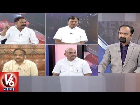 Special Debate On Komatireddy & Sampath Expulsion | Good Morning Telangana | V6 News