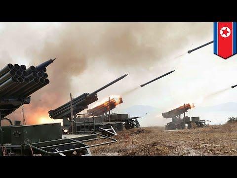 North Korea vs South Korea: Kim Jong-un fires 2 missiles before US-South Korea military drill