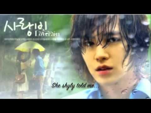 Jang Geun Suk  Love Rain Song With English Lyric