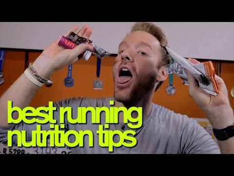 BEST RUNNING NUTRITION TIPS | The Ginger Runner
