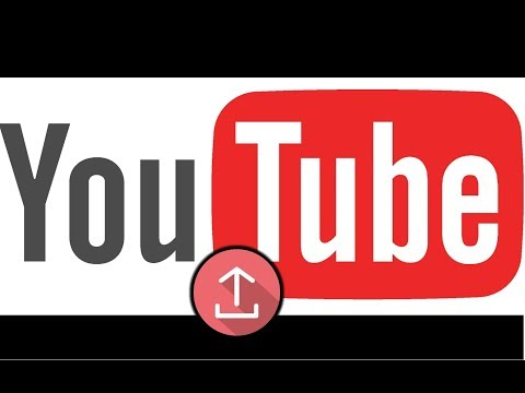 Загружаем видео YouTube