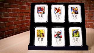 The Favourites Capsule Edition featuring the Marvel Characters