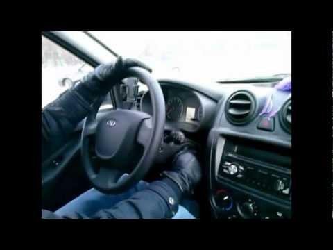 Lada Granta - тест-драйв и отзыв от владельца Opel Astra J