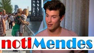 Download Lagu Shawn Mendes opina sobre Hailey Baldwin y Justin Bieber *notiMendes* Gratis STAFABAND