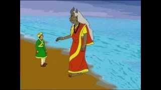 Thakurmar Jhuli/sat mayer ek chele part 3/Bengali Toons