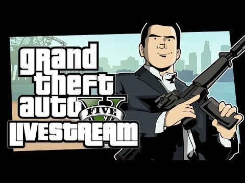 Grand Theft Auto V: Jugando Online con el Bean3r y Alfalta
