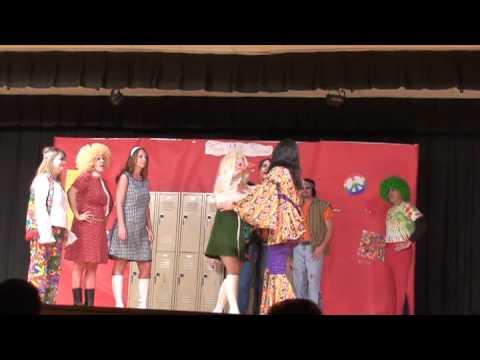 Flippin Middle School Mamma Mia - skit