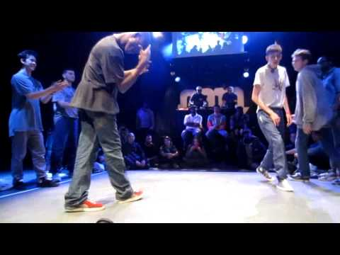 TEKKEN CREW vs ZKD | WAZ UP BATTLE 2.0 (2013) | TOP 8