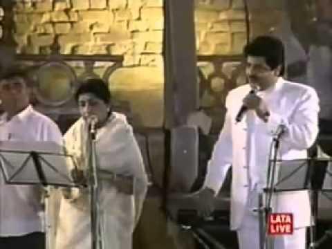Humko Hamin Se-mohabbatein EN VIVO - YouTubepg.flv