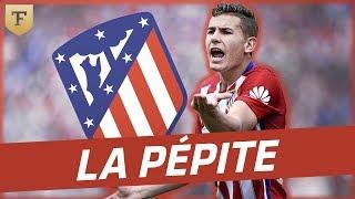 Lucas Hernandez, la pépite de la défense de l'Atletico