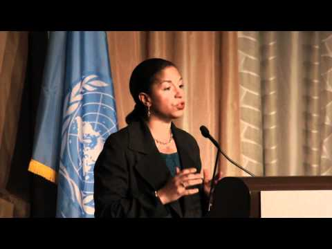 Susan Rice: 2011 UN Foundation Global Leadership Award Dinner