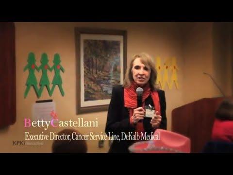 Breast Cancer Survivor Tea Party at DeKalb Medical